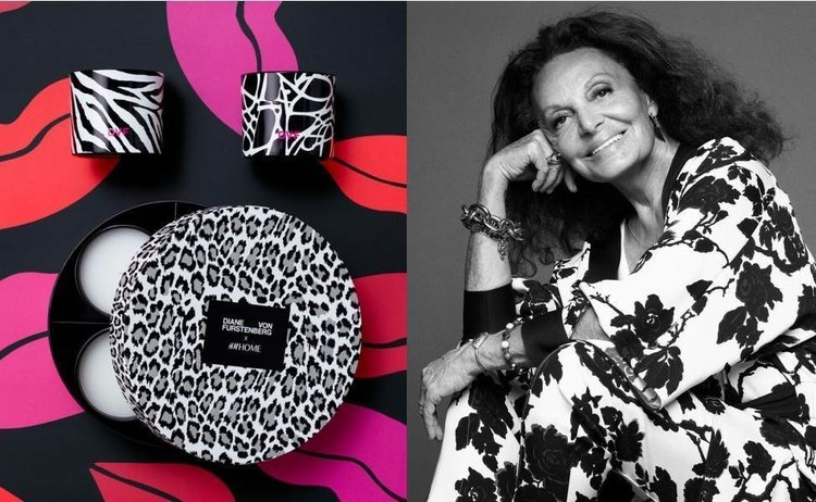 Diane von Furstenberg x H&M Home Koleksiyonu Geliyor