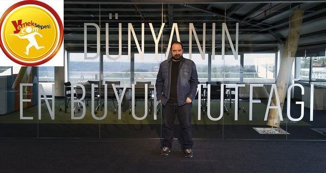 Yemeksepeti CEO and co-founder Nevzat Aydu0131n