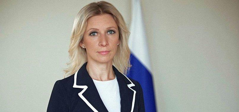 RUSSIA SAYS US SENDING KURDS NEW WEAPONS ACROSS IRAQ