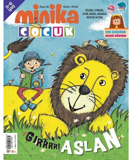 minika ÇOCUK Dergisi
