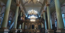Restored by state, historic Istanbul church reopens