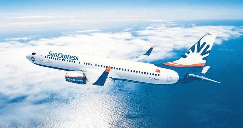 SunExpress'ten 11 yeni uçuş noktası