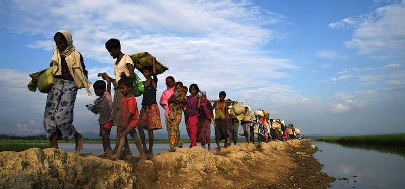 ROHINGYA RIGHTS GROUPS: MYANMAR REPORT DENIES GENOCIDE