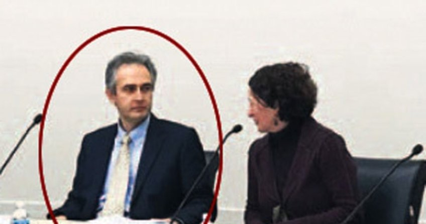 Bir skandal daha! FETÖ'cü Alp Aslandoğan ABD kongresinde