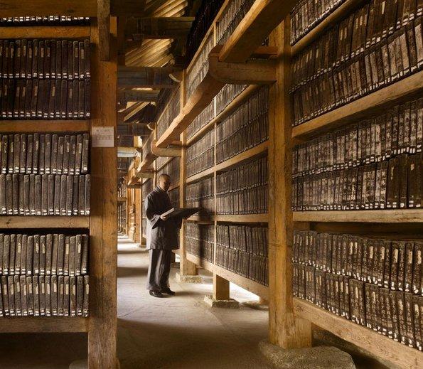 Dünyanın en güzel kitaplıkları
