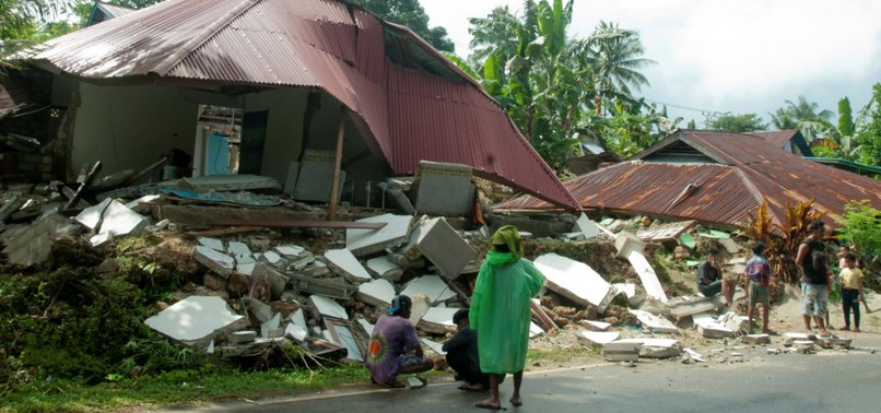 DEATH TOLL FROM EARTHQUAKE IN INDONESIA RISES TO 23