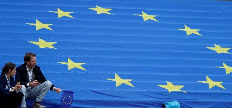 CENTRIST BLOC LOSES MAJORITY AS FAR-RIGHT GAINS IN EU VOTE
