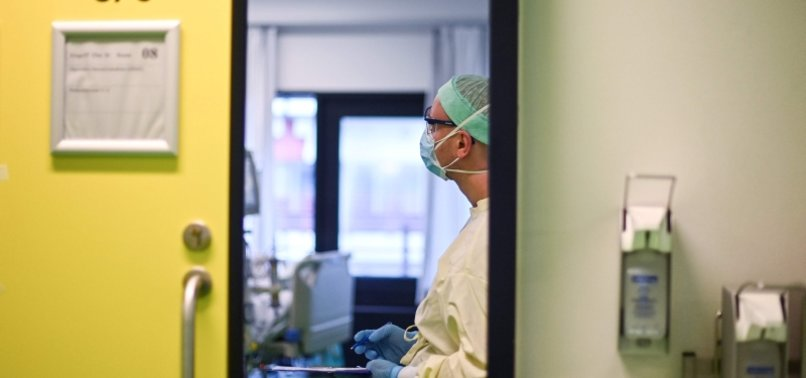 DOCTOR ARRESTED FOR KILLING COVID-19 PATIENTS IN GERMANY