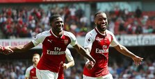 Arsenal begin Wenger's farewell with 4-1 win over West Ham