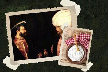 Avrupa yoğurt ile nasıl tanıştı?