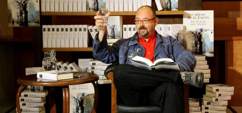 SHADOW OF THE WIND AUTHOR CARLOS RUIZ ZAFÓN DEAD AT 55