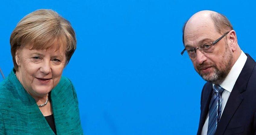 Merkel, koalisyon anlaşmasından dolayı ateş altında
