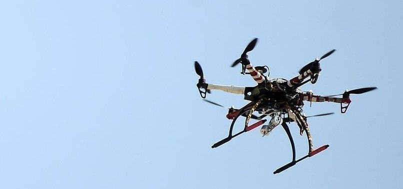 2 US CITIZENS ARRESTED IN DELHI FOR DRONE FLYING
