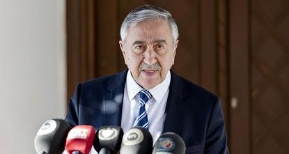 قال رئيس جمهورية شمال قبرص التركية، مصطفى أقينجي، إن الشعب القبرصي التركي