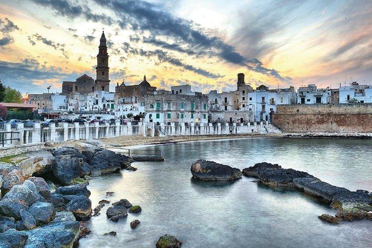 İtalya'nın son gözdesi Puglia