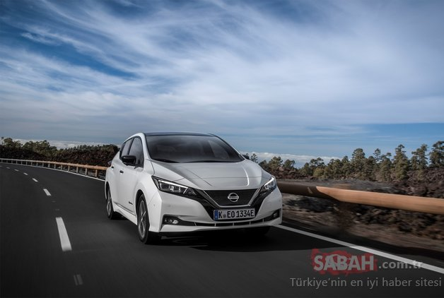 Nissan Leaf, EuroNCAP'ten tam not aldı