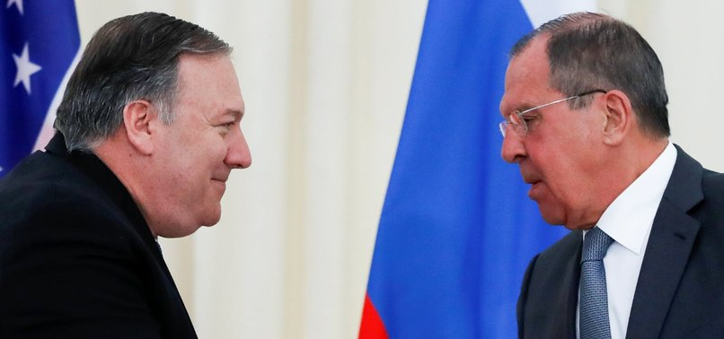 RUSSIA WARNS US OF SYMMETRICAL RESPONSE ON NUCLEAR MOVE