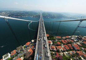 FSM Köprüsü'nden kaçak geçişin cezası '500 lira'