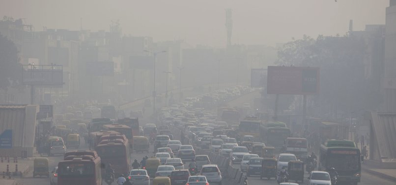 AIR POLLUTION CLAIMED OVER 1.2M LIVES IN INDIA IN 2017: STUDY