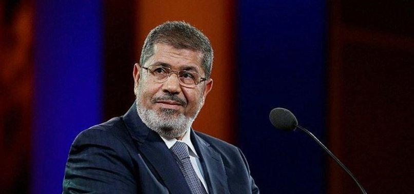 EGYPTS MORSI NO ORDINARY PRISONER, BRITISH MP SAYS