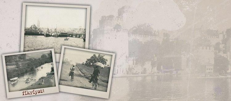 Osmanlı arşivinden tarihi İstanbul fotoğrafları