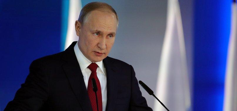 RUSSIAN PRESIDENT VLADIMIR PUTIN WARNS OF POSSIBLE GLOBAL WAR