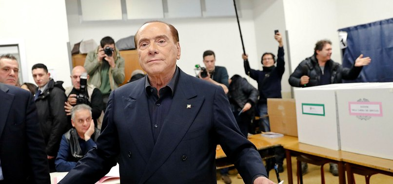 FAR-RIGHT, POPULIST SURGE LEAVES ITALY IN LIMBO