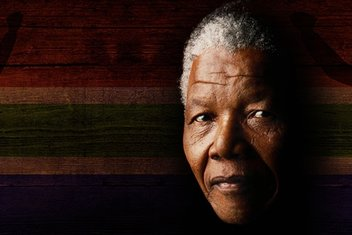 Güney Afrika'nın ilk siyahi başkanı: Mandela