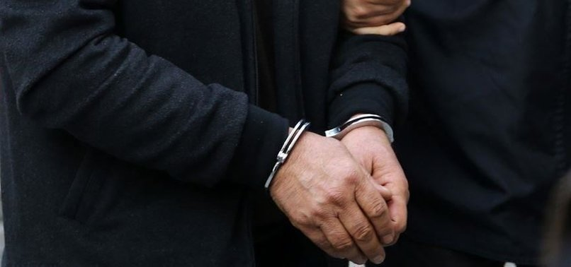 EX-ARMY OFFICER ARRESTED OVER FETÖ LINKS