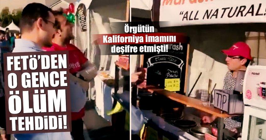 FETÖ'cü hainler Türk genci hedef aldı