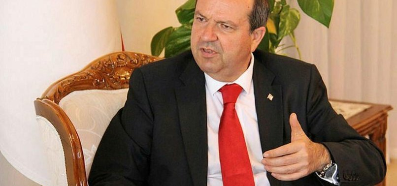 'TURKISH CYPRIOTS HAVE SAME RIGHTS AS GREEK CYPRIOTS'