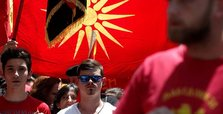Hundreds protest Greece-Macedonia name deal in Skopje