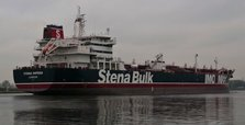 Iran says it seized British-flagged oil tanker in Strait of Hormuz
