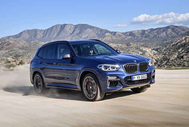 Yeni BMW X3 ortaya çıktı