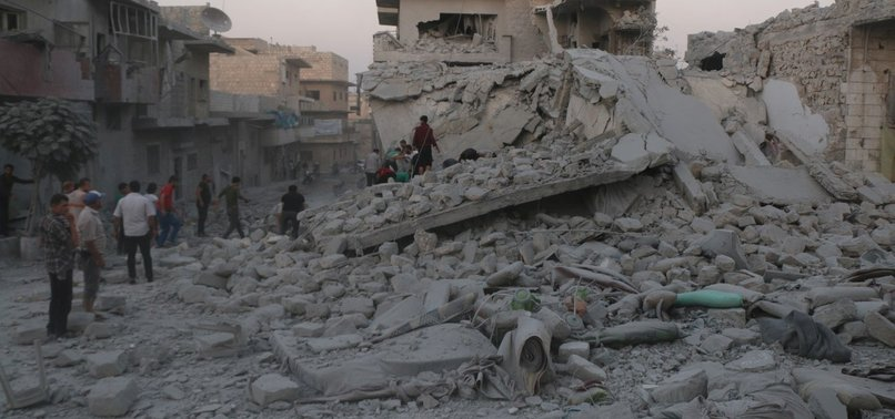UN RIGHTS CHIEF: OVER 1,000 CIVILIANS KILLED IN REGIME OFFENSIVES IN SYRIA OVER 4 MONTHS