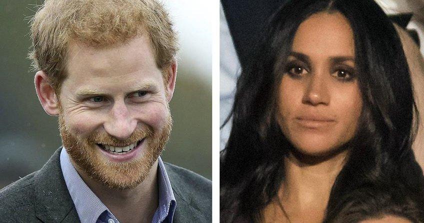 Prens Harry ve aktris Markle nişanlandı