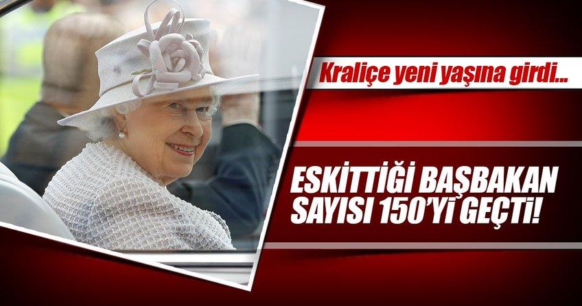 Kraliçe Elizabeth 91 yaşında