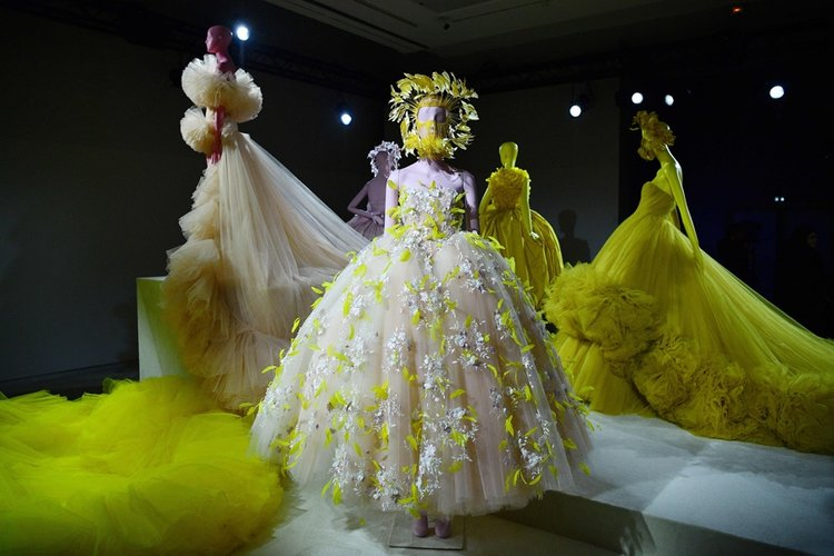 Giambattista Valli Haute Couture İlkbahar/Yaz 2020
