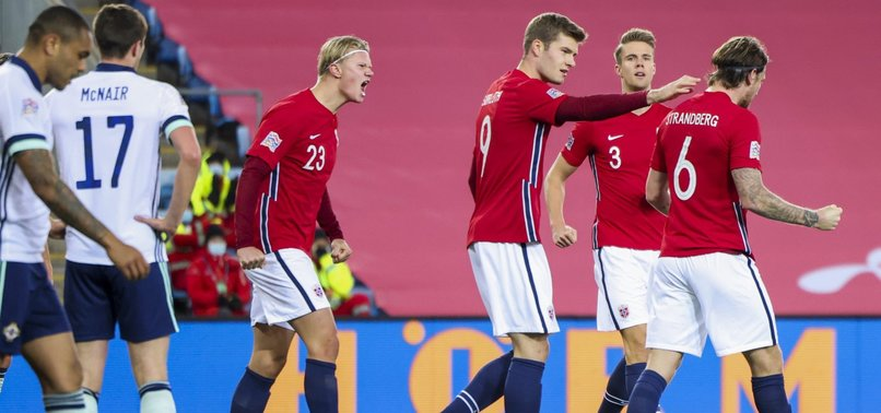NORWAY VS ISRAEL FOOTBALL MATCH CALLED OFF