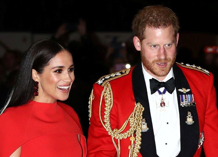 Prens Harry ile Meghan Markle hakkında yeni iddia!