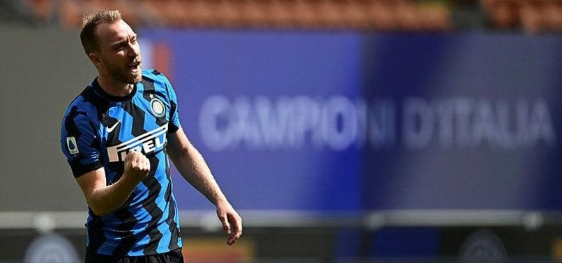 CHRISTIAN ERIKSENS CAREER IN ITALY NOT POSSIBLE WITH DEFIBRILLATOR