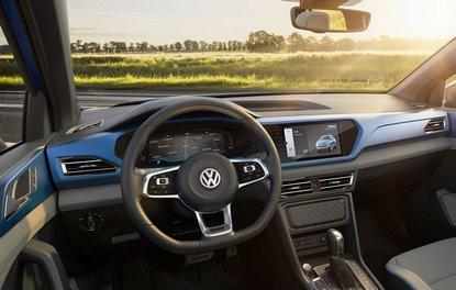 Volkswagen Tarok tanıtıldı