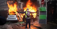 Phantom of a crisis: 'Yellow vest' protests in France rooted in 2008 meltdown with bells tolling for Europeans