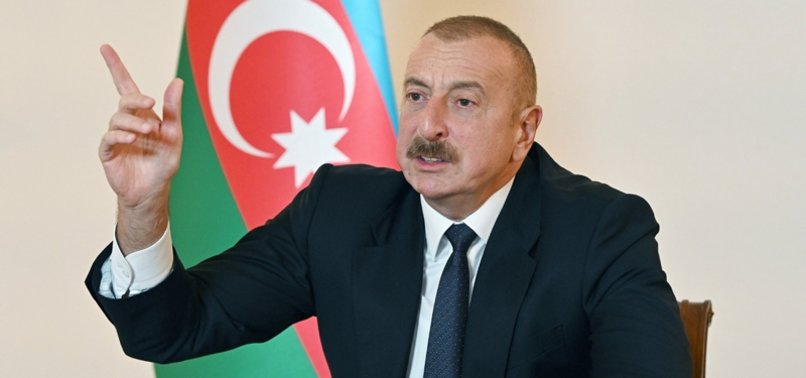 ALIYEV ANNOUNCES LIBERATION OF 13 MORE KARABAKH VILLAGES FROM ARMENIAN OCCUPATION