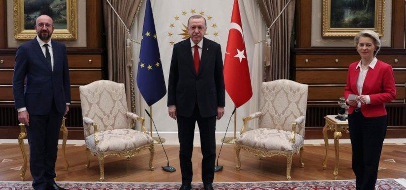 ERDOĞAN AIDE CALLS TALKS WITH TOP EU OFFICIALS POSITIVE