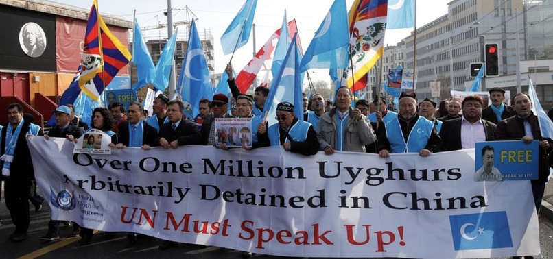 LEAKED CHINA DOCUMENTS REVEAL NO MERCY IN XINJIANG: NYT