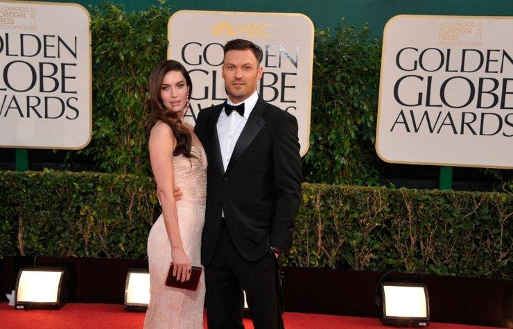 Brian Austin Green ayrılmak üzere olduğu eşi Megan Fox hakkında katıldığı bir podcast yayınında açıklamalar yaptı.