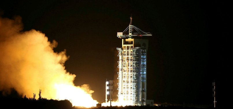CHINAS LAUNCHES TWO MORE SATELLITES INTO SPACE