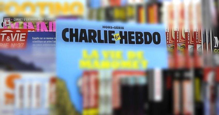 Fransada Charlie Hebdoya ırkçılık tepkisi