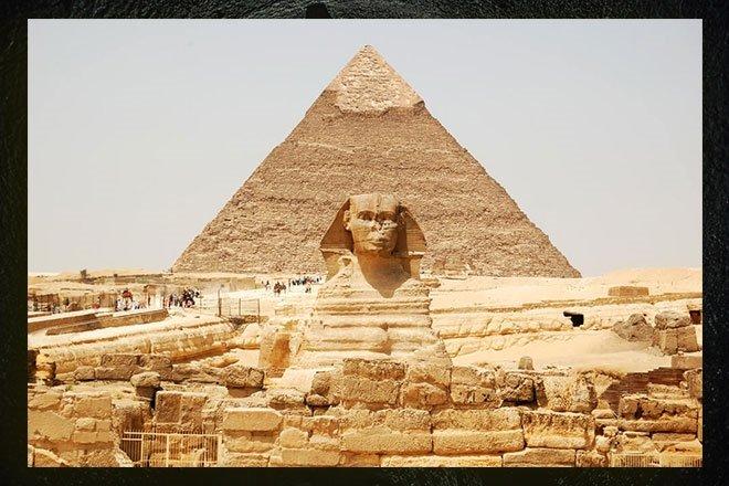 GIZA LABİRENTİ – MISIR